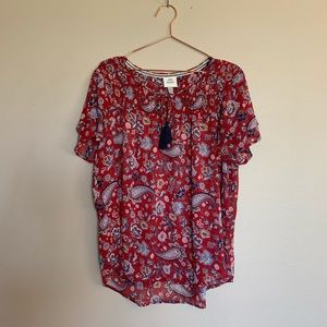 Knox Rose Women's Top. Size XXL. 0003